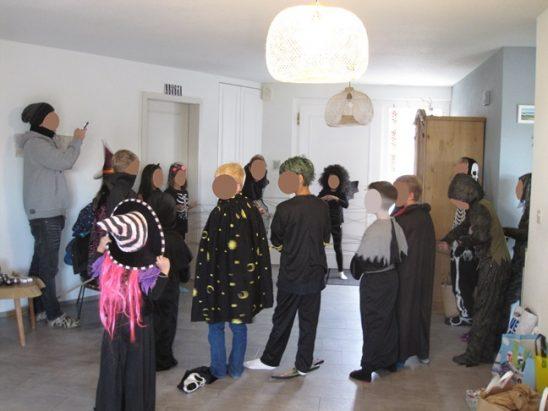 Halloween, Geburtstags, Party, Kidsfun, Spass, Carla-Design-Swiss,